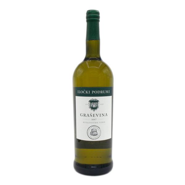 graševina, weißwein, bijelo vino, iločki podrumi, bijelo vino