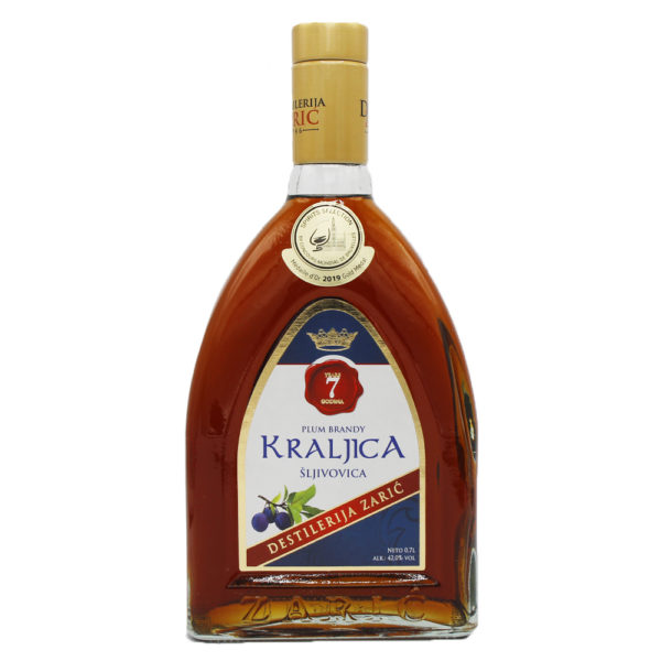 Kraljica, rakija, šljiva, šljivovica, Pflaumen, Pflaumenschnaps, Pflaumenbrand, Serbien, Srbija