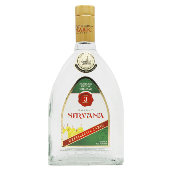 Nirvana, vilijamovka, rakija od kruške, Birnenbrand, Serbien, Srbija, serbisch, Zarić