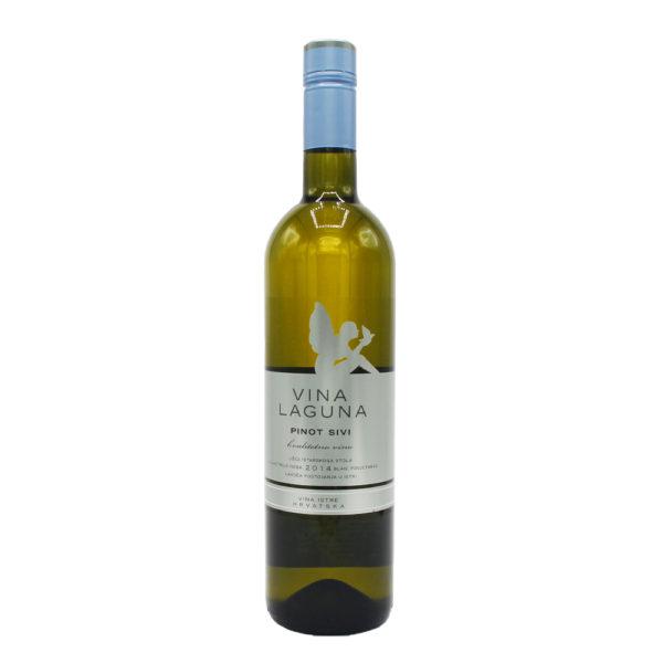 vino laguna, pinot sivi, weißwein, Istra, Istrien, Grauburgunder