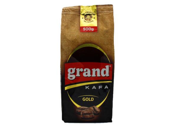 grand gold, kafa, Kaffee, gemahlen, geröstet, mlevena, pečena